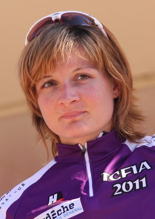 Grace Verbeke sur le TCFIA 2011 - IMG_9445